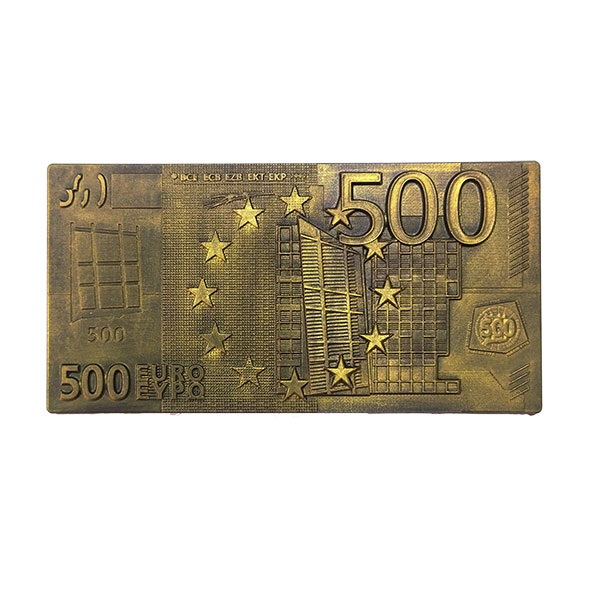 Шоколад ручной работы «500 Евро»