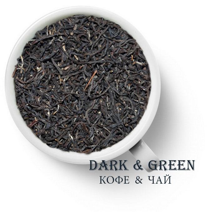 Плантационный черный чай Цейлон Карагода FOP1