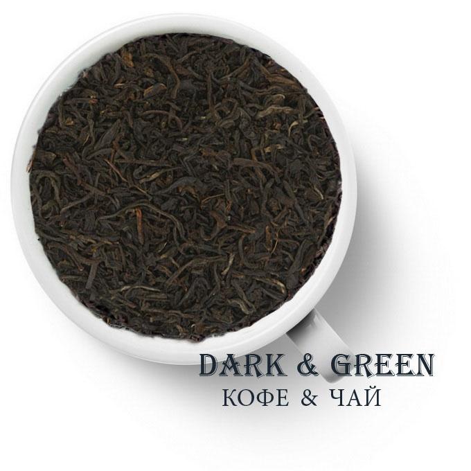Плантационный черный чай Цейлон Ува Шоландс ОР1