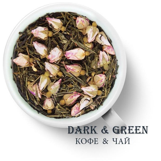 Чай зеленый с черным ароматизированный Идеал