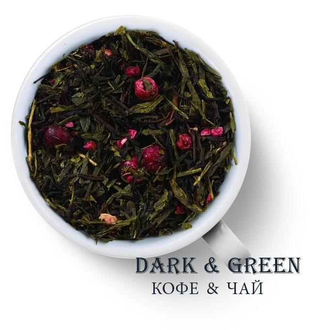 Чай зеленый с черным ароматизированный Волшебная ночь