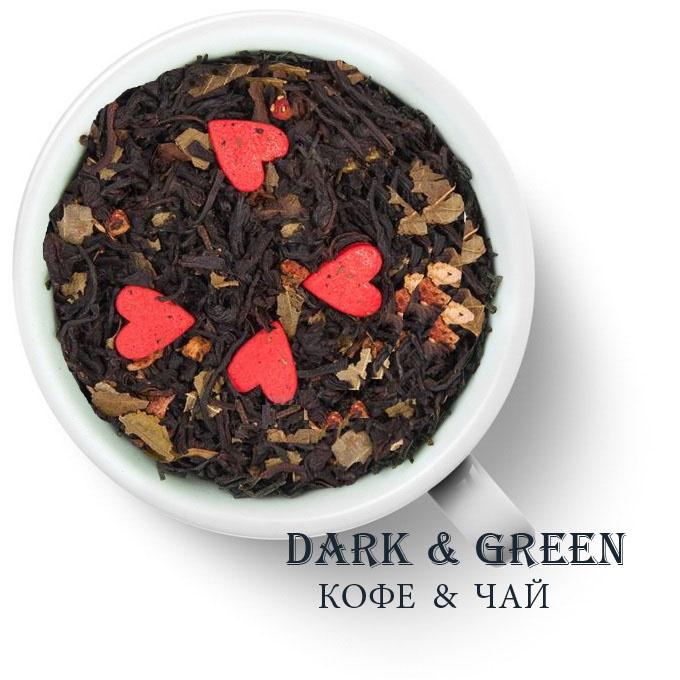 Чай черный ароматизированный Шерше ля фам