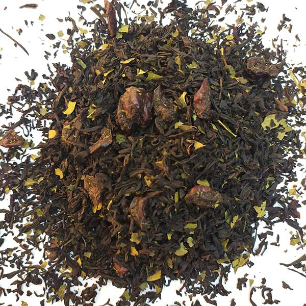 Чай черный ароматизированный Дикая Вишня