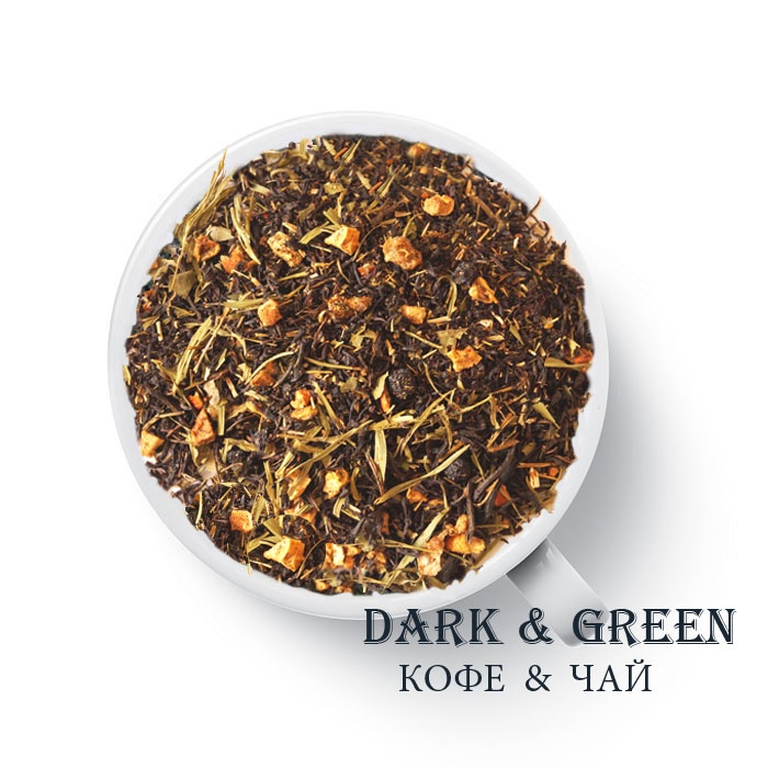 Чай черный ароматизированный Иван-да-Марья