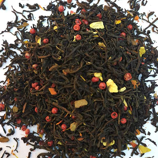 Чай черный ароматизированный Кубок огня