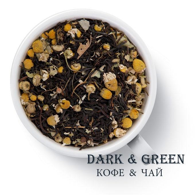 Чай черный ароматизированный Липовый мед