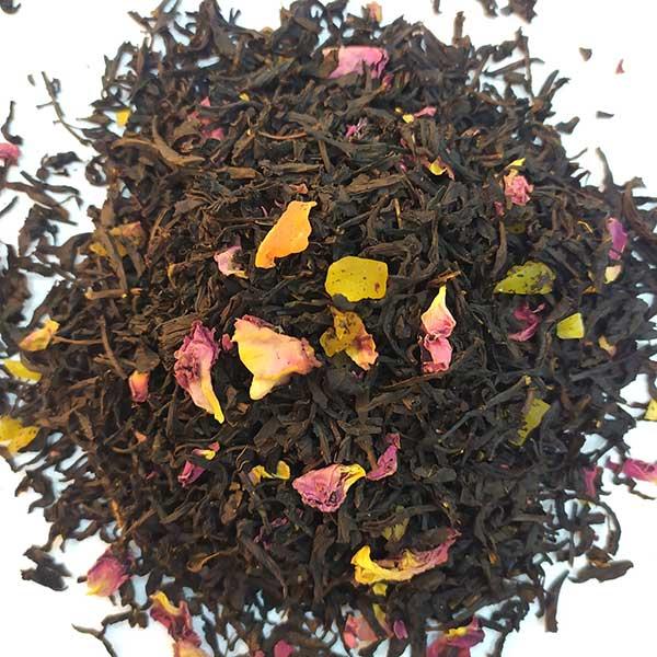 Чай черный ароматизированный Манго-Маракуйя