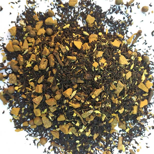 Чай черный ароматизированный Масала