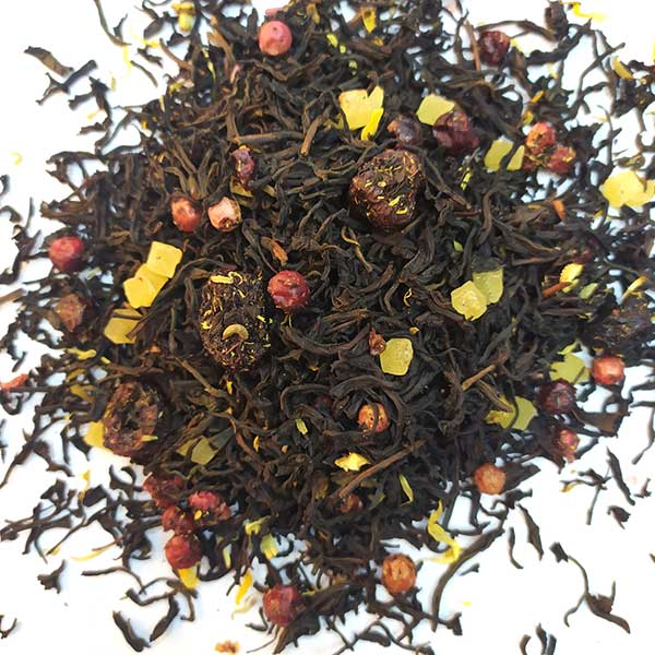 Чай черный ароматизированный Мишки Гамми