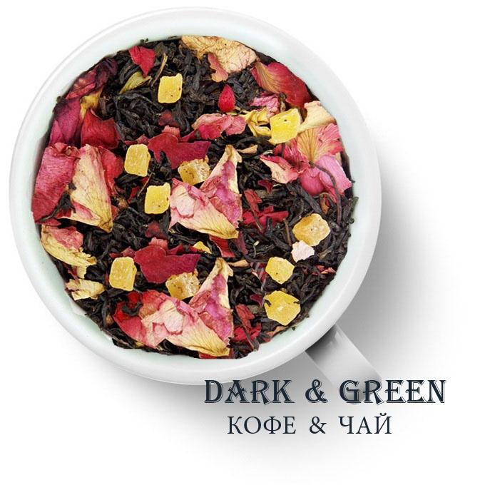 Чай черный ароматизированный Ноктюрн