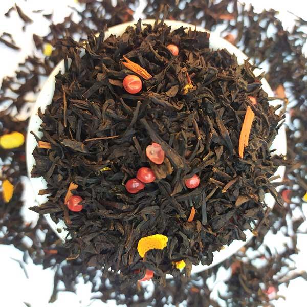 Чай черный ароматизированный Пасодобль
