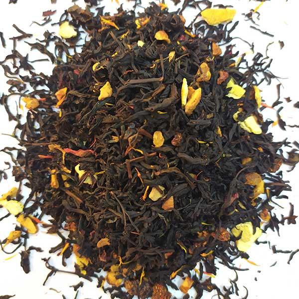 Чай черный ароматизированный Тайна Императора