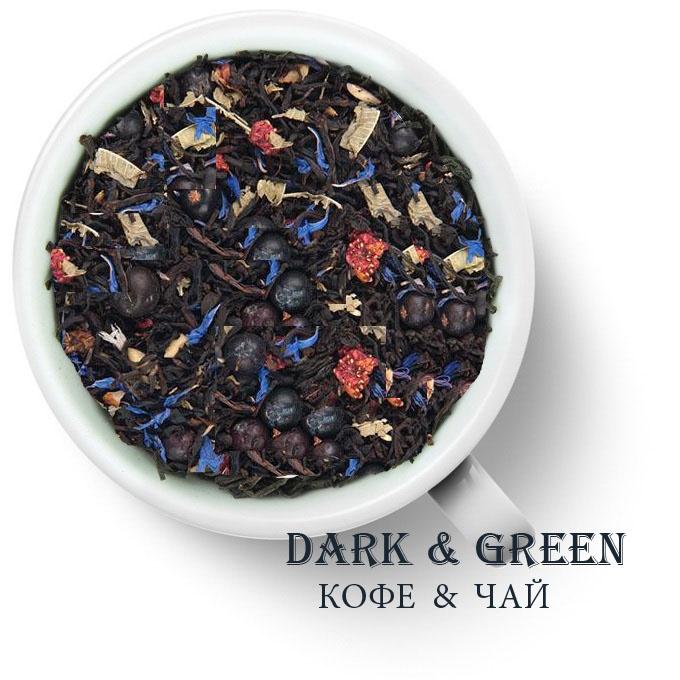 Чай черный ароматизированный Таежный