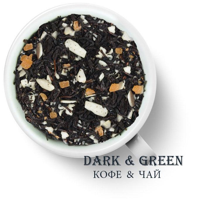 Чай черный ароматизированный Ванильное небо