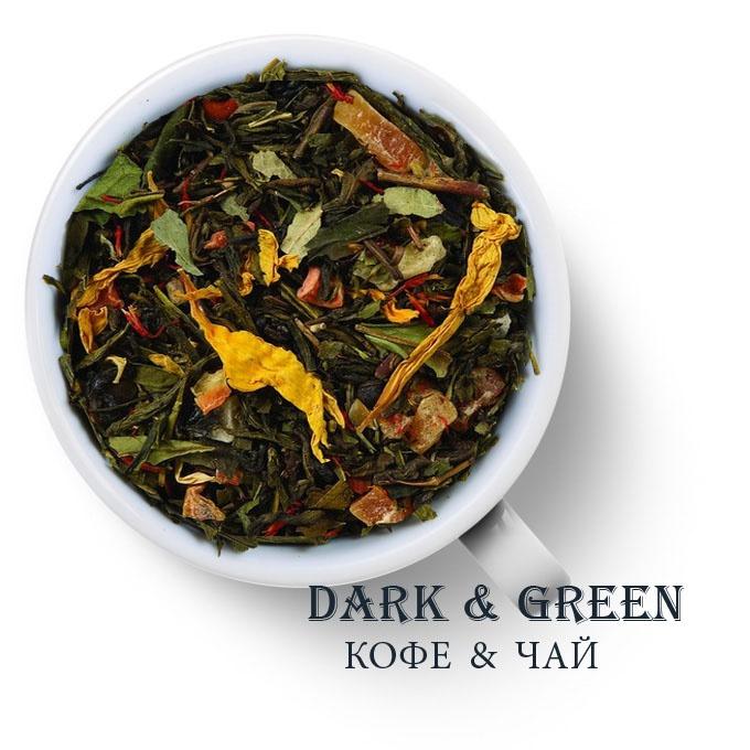 Чай зеленый ароматизированный Бенгальский Тигр