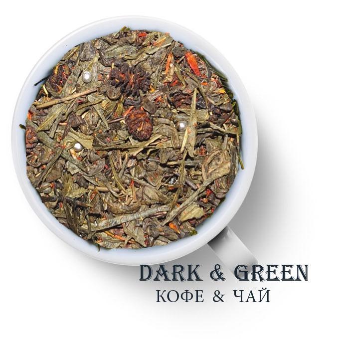 Чай зеленый ароматизированный Брызги шампанского