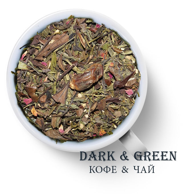 Чай зеленый ароматизированный Монахов Шаолиня