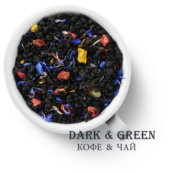 Чай зеленый ароматизированный Египетские Ночи