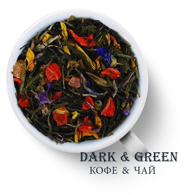 Чай зеленый ароматизированный Чары эльфов-Эльфензаубер