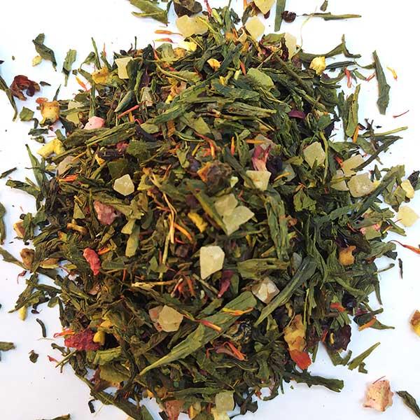 Чай зеленый ароматизированный Императорский