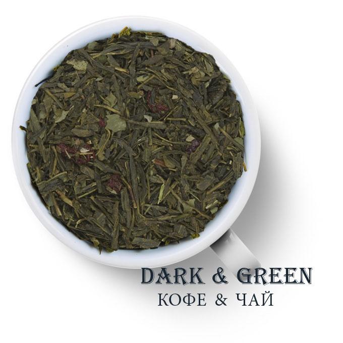 Чай зеленый ароматизированный Японская вишня