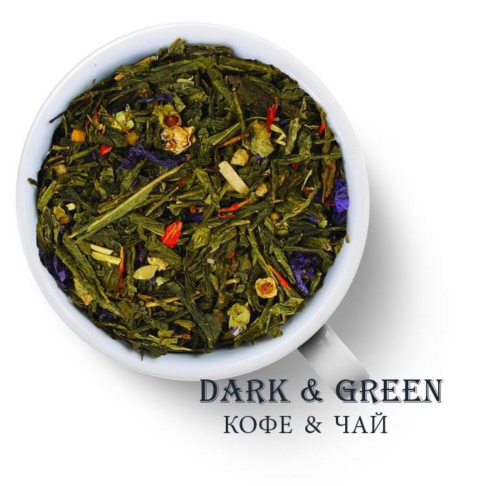 Чай зеленый ароматизированный Ла Луна