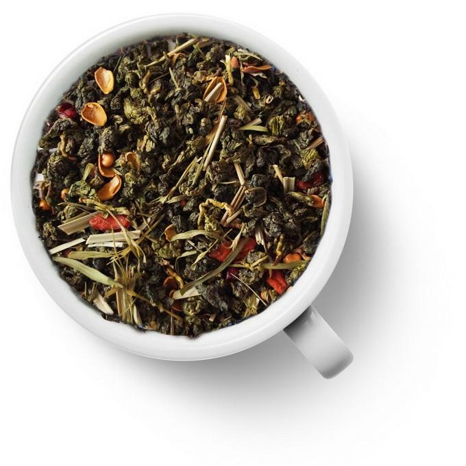 Чай зеленый ароматизированный Маньчжурский