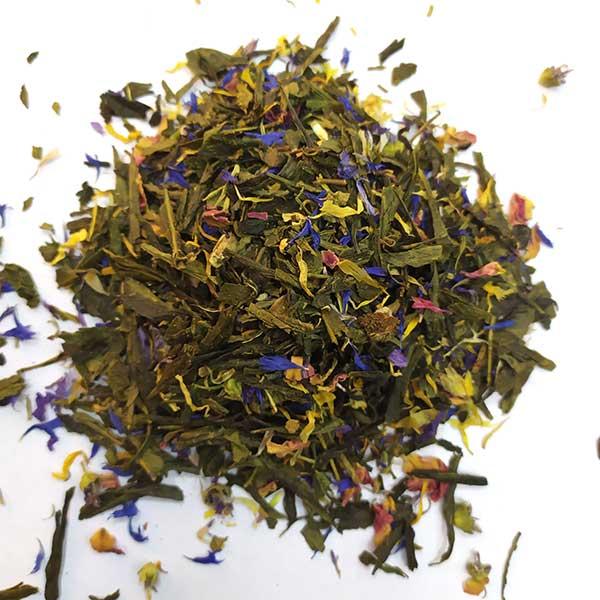 Чай зеленый ароматизированный Моргентау/Утренний рассвет