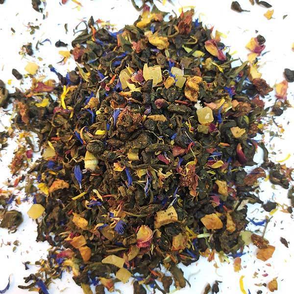 Чай зеленый ароматизированный Мулен Руж