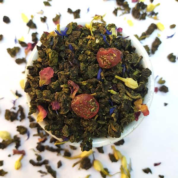 Чай зеленый ароматизированный Персидские сказки