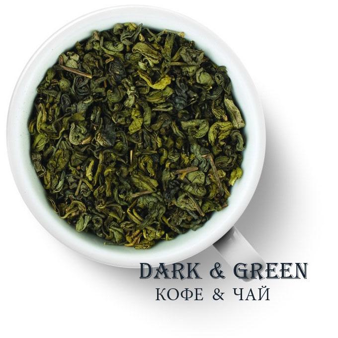 Чай зеленый ароматизированный С мятой
