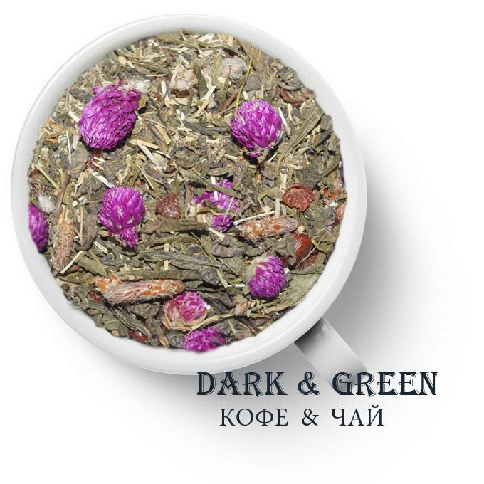 Чай зеленый ароматизированный Старомонастырская изба