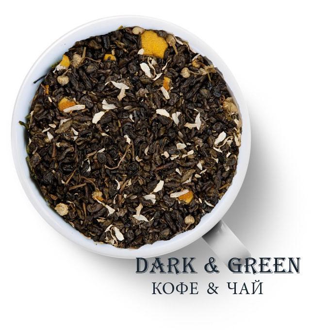 Чай зеленый ароматизированный Свежая ромашка