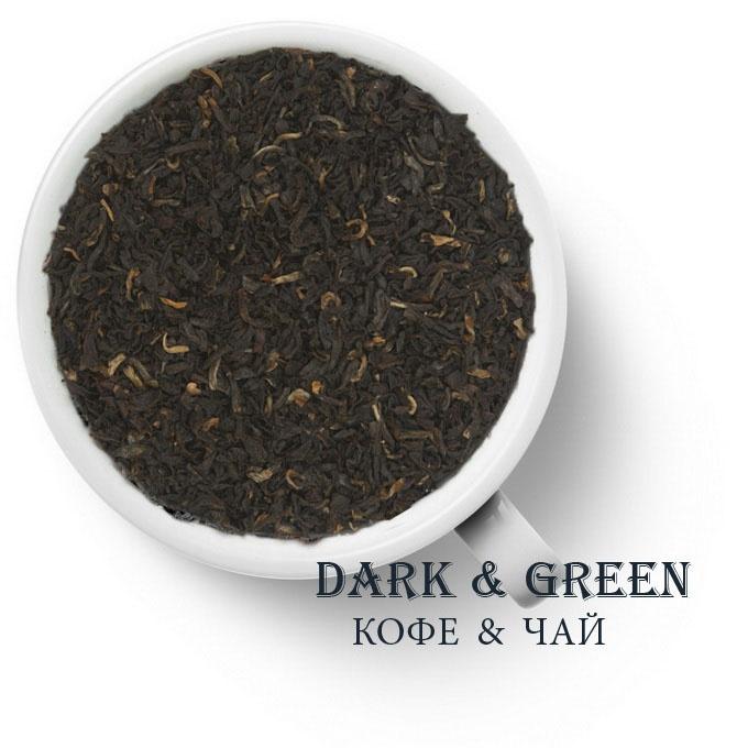 Плантационный черный чай Индия Ассам BLEND TGFBOP