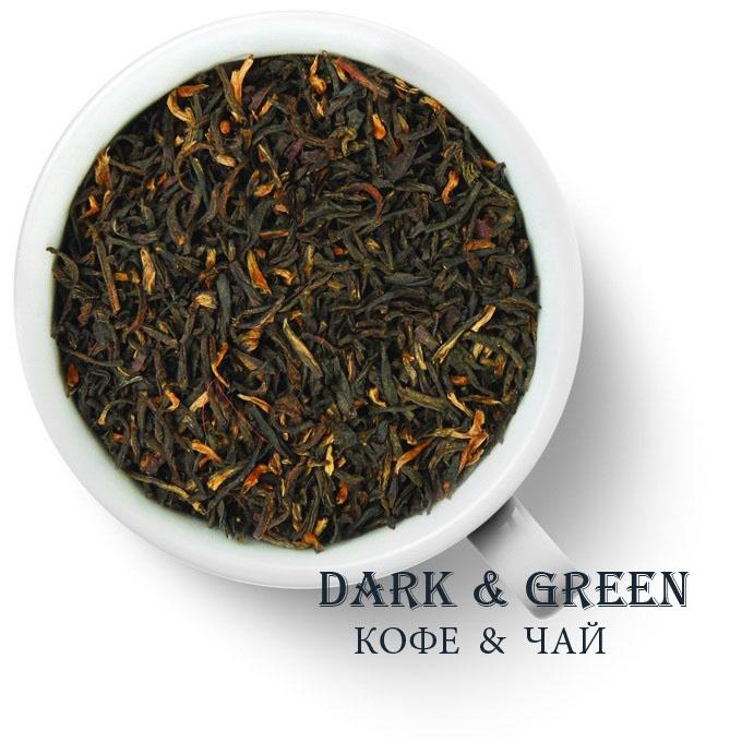 Плантационный черный чай Индия Ассам Диком SFTGFOP1
