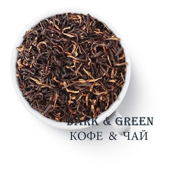 Плантационный черный чай Индия Ассам Сатиспур TGFOP1