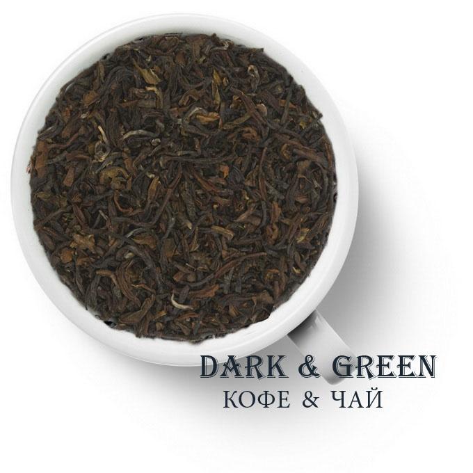 Плантационный черный чай Индия Дарджилинг Ришихат SFTGFOP1 2 сбор