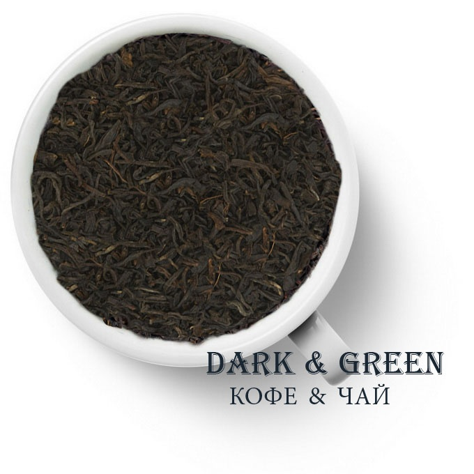 Плантационный черный чай Кения Итумбе FOP