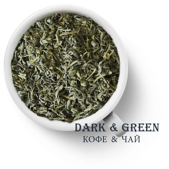 Плантационный зеленый чай Вьетнам ОР