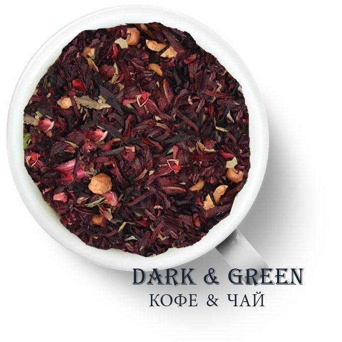 Чайный напиток на основе ягод и фруктов Фруктовый каприз