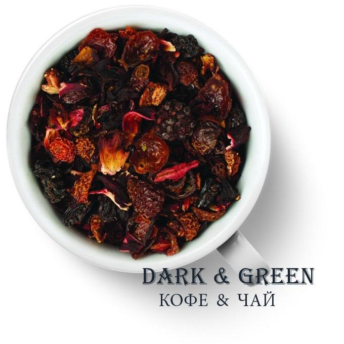 Чайный напиток на основе ягод и фруктов Фруктовый сад