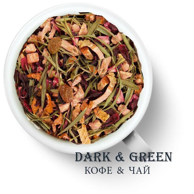 Чайный напиток на основе ягод и фруктов Райское яблоко